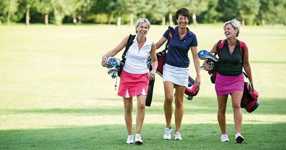 Lady Members Lady Members At Lancaster Golf Club